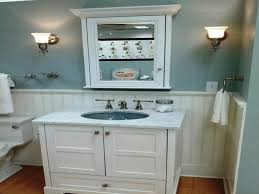 Metal Bathroom Cabinet French Country Bathroom Cabinets White Wooden Medicine Cabinet