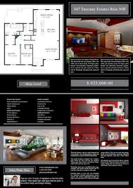 real estate photographer calgary feature sheets