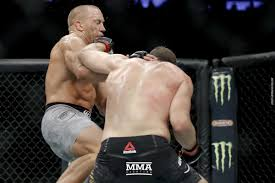 si e social mma morning report chael sonnen believes gsp looked the worst he s