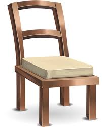 free vector graphic wooden chairs furniture brown free image