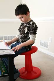 Kids Chair For Desk by Amazon Com Kore Patented Wobble Chair Made In The Usa Active