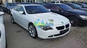 bmw ads 2005 bmw 630i for sale used cars sharjah classified ads job