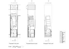 narrow house plan house design house plan house and modern house combination