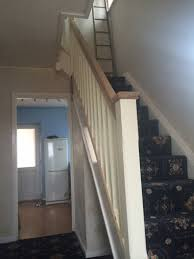 Fitting Banister Spindles New Stair Case Spindles Newel Posts Hand Rails U0026 Stair Case Repairs