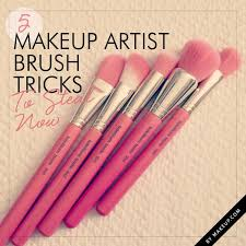 tools for makeup artists 5 makeup artist brush tricks to now weddbook
