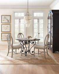 hooker furniture dining room sanctuary 48 in round dining table
