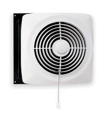 kitchen wall exhaust fan pull chain broan model 506 10 inch chain operated utility fan 470 cfm 8 0