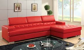 Red Sectional Sofas Extraordinary Contemporary Red Sofa You Should Know 899899888