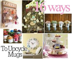 the crux 16 ways to transform coffee mugs into diy decor