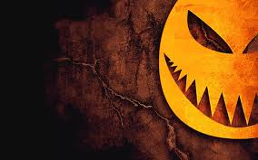 scary halloween background hd scary pumpkin wallpaper