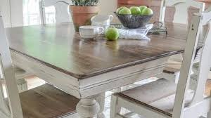 Modern Rustic Dining Room Table Best 25 Rustic Dining Set Ideas On Pinterest Modern With Regard To