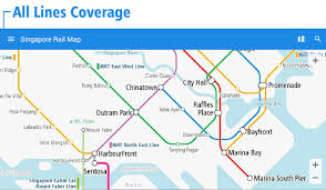 Cable Car Map Singapore Rail Map Subway App Ranking And Store Data App Annie