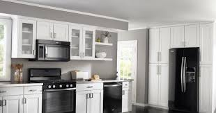 images of white kitchen cabinets with black appliances white kitchen cabinets black appliances pictures