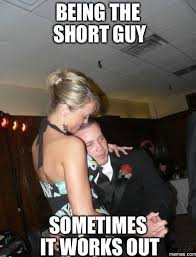 Funny Short Memes - being the short guy