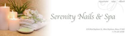 serenity nails and spa manicure pedicures and waxing in west