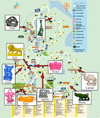 Orlando Florida Map Orlando Science Center U2013 Mold A Rama Machine Locations In Florida