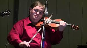 Blind Violinist Famous Orange Blossom Special Michael Cleveland Best Version Ever