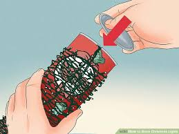how to store christmas lights 5 ways to store christmas lights wikihow