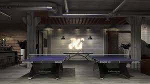 home ping pong table revolution ping pong tables in the home office club ping pong