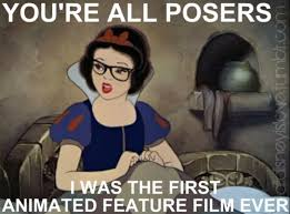Disney Hipster Meme - hipster princess hipster disney the mary sue