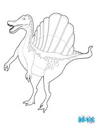 spinosaurus coloring pages free to download 6173