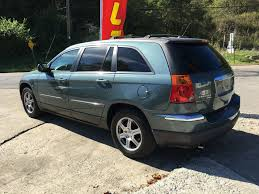 2007 chrysler pacifica overview cargurus