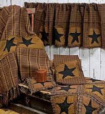 Primitive Kitchen Curtains Primitive Kitchen Curtains Home Image Ideas