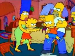 simpsons episode screen grabs bart vs thanksgiving simpsons