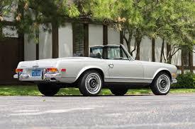 mercedes 280sl just listed 1971 mercedes 280sl automobile magazine