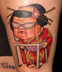 needles and sins tattoo blog cartoon u0026 comical tattoos on pinterest
