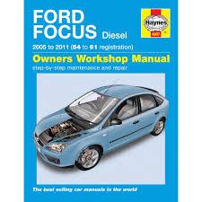 ford focus 1 6 1 8 2 0 diesel 05 09 54 09 reg haynes manual ebay