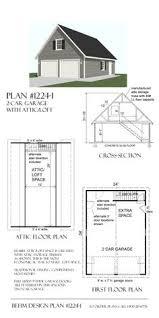 24 x 24 garage plans build a 24 x 24 garage with loft diy plans fun to build save