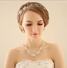 bridal jewelry 2015 bridal jewelry wedding necklaces set bridsmaid necklace