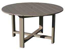 Discontinued Patio Furniture by Round Patio Table Outdoorlivingdecor
