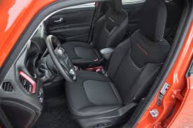 jeep renegade trailhawk orange car picker jeep renegade interior images