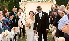 jumping the broom wedding our family wedding uses ethnicity to tweak a genre the new york