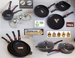 batterie de cuisine en schumann batterie cuisine en amovible grill poele casserole marmite