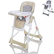 chaise haute pliante b b chaise haute chaise haute pliable multifonctions orange portable
