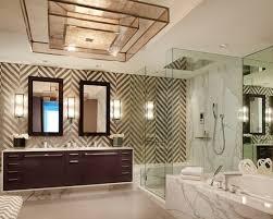 Overhead Vanity Lighting Fancy Overhead Bathroom Light Fixtures With Elegant Bathroom