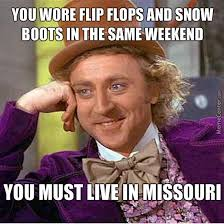 Meme Mo - 11 accurate memes about missouri