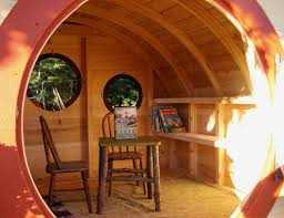 Hobbit Home Interior Wooden Wonders U0027 Hobbit Holes Bring The Magic Of Middle Earth To
