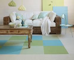 Wohnzimmer Mit Teppichboden Einrichten Teppich Großer Auftritt Für Kleine Fliesen Myhammer Magazin