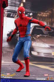 marvel spider man sixth scale figure toys sideshow