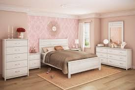 the whitewashed bed houzz intended for whitewash bedroom furniture
