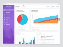 10 free admin dashboard templates u0026 ui components web u0026 graphic