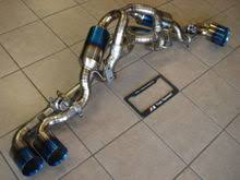 top speed f430 f430 coupe spider 05 09 top speed pro 1 stainless steel