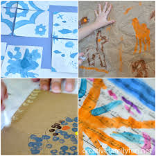 project around the world creative family