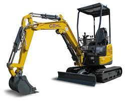 gehl z17 gen2 compact excavator