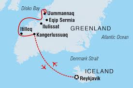 Iceland On Map Iceland Tours U0026 Travel Intrepid Travel Us