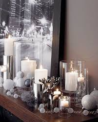 Christmas Decorations In White And Silver by Best 25 Silver Christmas Decorations Ideas On Pinterest Silver